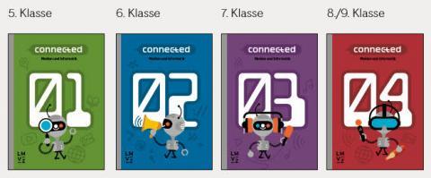 Connected Lehrmittel Medien und Informatik Lehrplan21