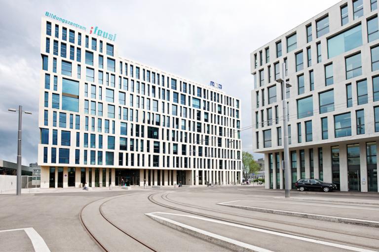 Feusi Bildungszentrum Wankdorf Bern